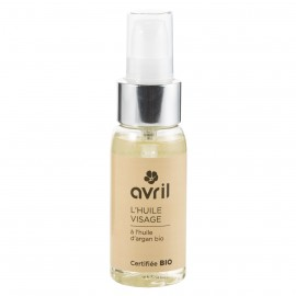 Face oil - 50ml  Certified organic