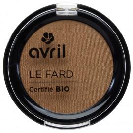 Eye shadow Noisette irisé  Certified organic