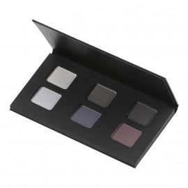 Eye shadow palette Smoky  Certified organic