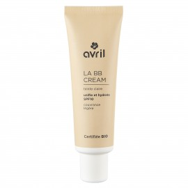 BB cream Light - 30 ml  Certified organic