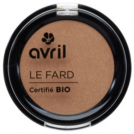 Eye shadow Cuivre Irisé  Certified organic