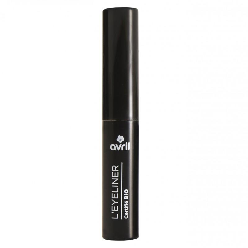 Organic eyeliner, bio black eyeliner