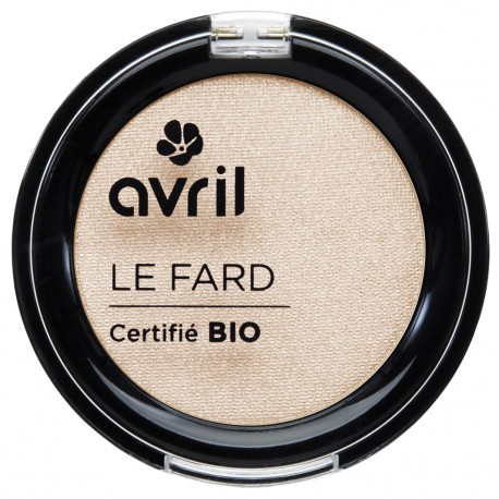 Eye shadow Désert  Certified organic
