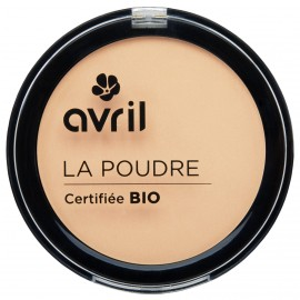 Compact powder Porcelaine  Certified organic