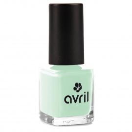 Nail polish green water Vert d'Eau