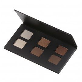 Organic eye shadows Nude Palette