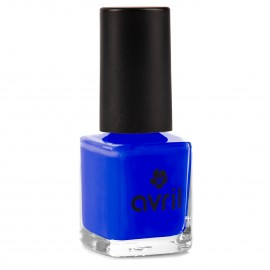 Nail polish Bleu de France