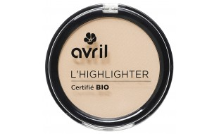 Highlighter  Certified organic