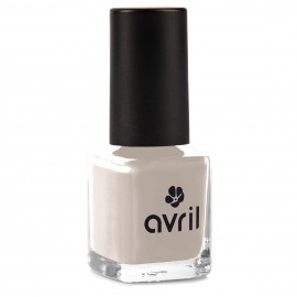 Nail polish light grey Galet