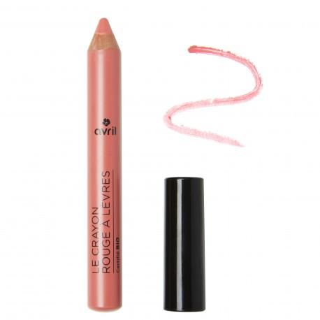 Lipstick pencil Bois de Rose  Certified organic