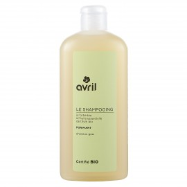 Organic purifying shampoo Greasy hair