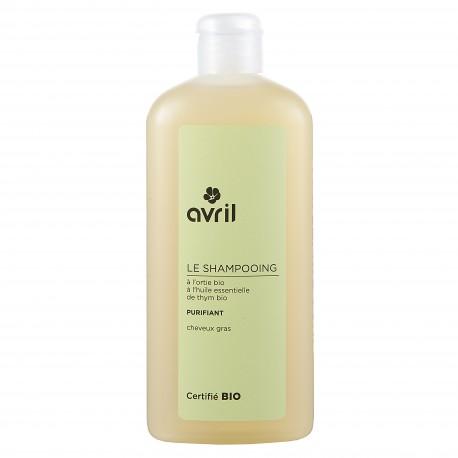 Organic purifying shampoo Greasy hair
