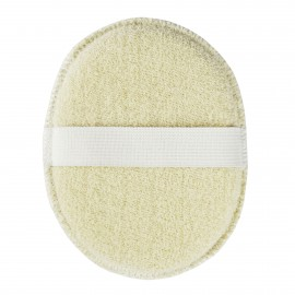 Organic cotton face sponge