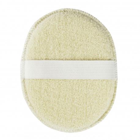 Organic cotton face sponge