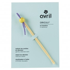 Oriculi©  Ecological ear swab