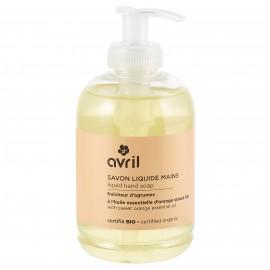 Liquid hand soap Fraîcheur d'agrumes  300 ml – Certified organic