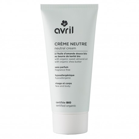 Organic neutral cream