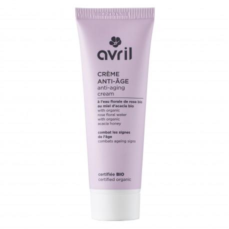 Organic anti-aging cream