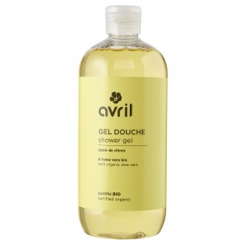 Gel douche Zeste de citron  500ml -  Certifié bio