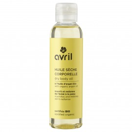 Body oil  150 ml - Certified organic