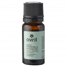 Organic ravintsara essential oil