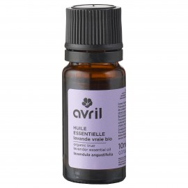 Organic true lavender essential oil  10ml