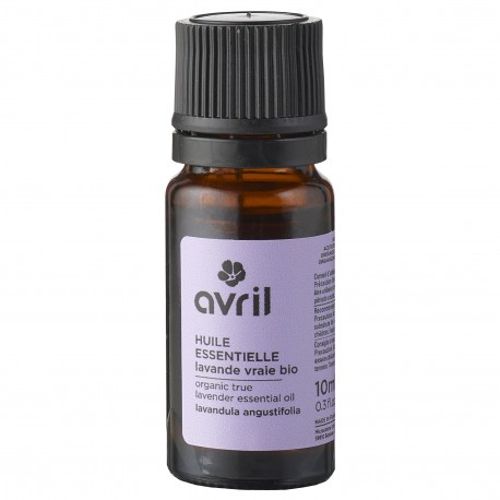Organic true lavender essential oil