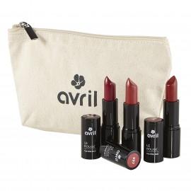 Gift set Plein de bisous   Cosmetics certified organic