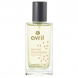 Eau de toilette Infinie tendresse  50 ml - Certified organic