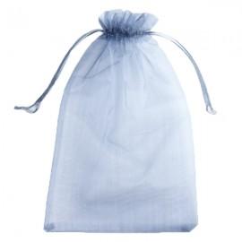 Bag in organza 19 x 15 cm