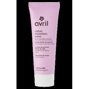 First wrinkles cream  50 ml – Certified organic