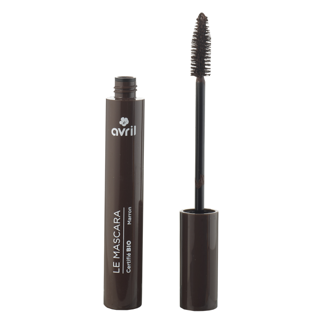 Mascara Marron  Certified organic