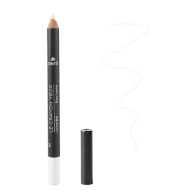 Organic eye pencil white Blanc Lunaire