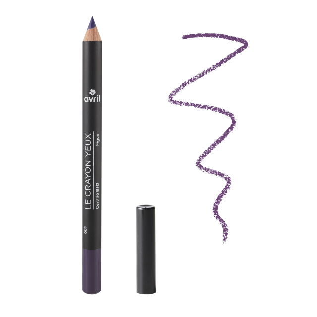 Organic eye pencil fig Figue