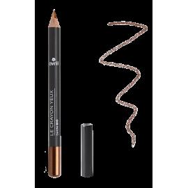 Eye pencil Bronze Cuivré  Certified organic