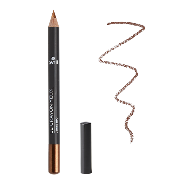 Eye pencil Bronze Cuivré  Certified organic