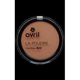 Poudre compacte Dorée certifié bio