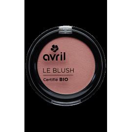 Blush Rose nacré certifié bio
