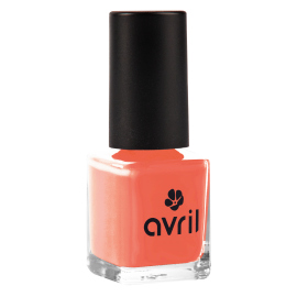 Nail polish Corail n°02  7 ml (restock end of september)