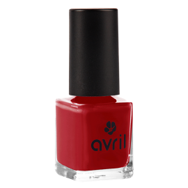 Nail polish Rouge Opéra n°19  7 ml