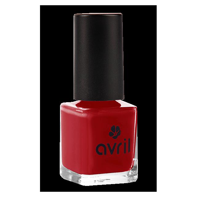 Nail polish Rouge Opéra n°19  7 ml