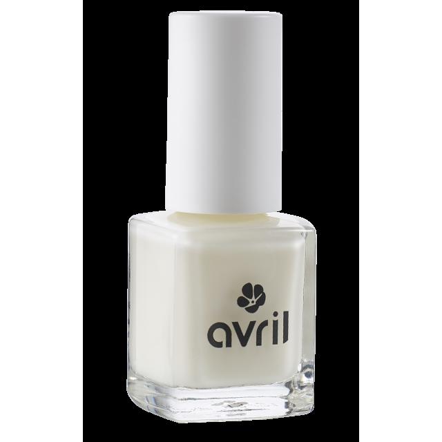 Whitener nail polish