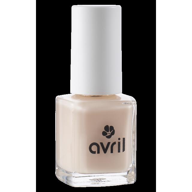 Nourishing and protective nail polish