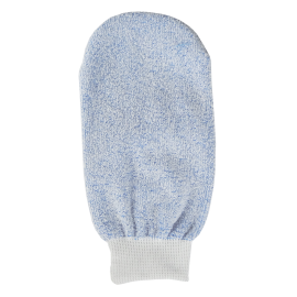 Water cleansing glove