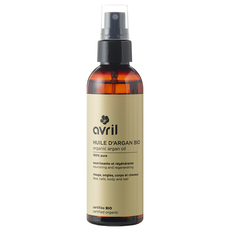 Argan Oil 100% Certified Organic with