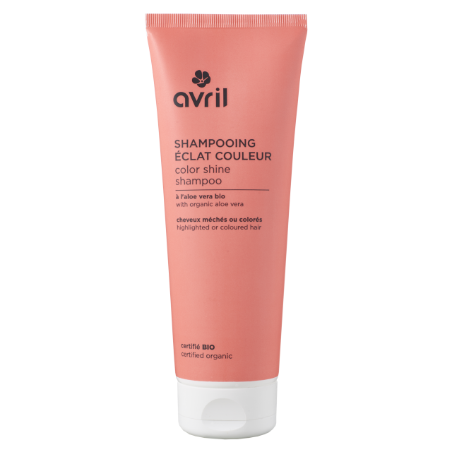 Colour Shine shampoo  250 ml – Certified organic