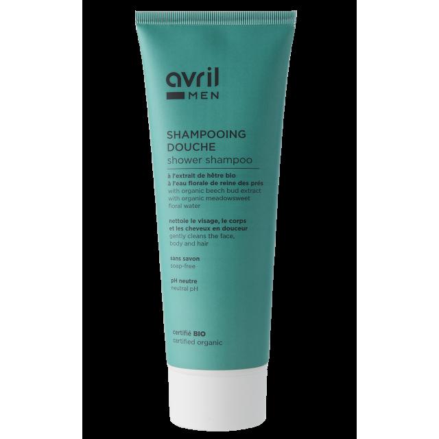 Shower shampoo  250ml – Certified organic