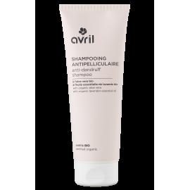 Organic anti-dandruff shampoo