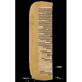Wooden comb  Tight teeth