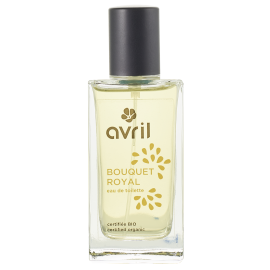 Eau de toilette Bouquet royal 50 ml -  Certified organic